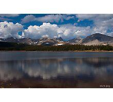Lefthand Reservoir  Photographic Print