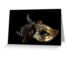 A Touch of Magic & Mystery Greeting Card