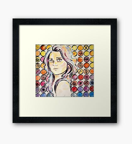 The Unforgettable  Framed Print