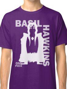 Supernova Basil Hawkins Vector WHITE Classic T-Shirt
