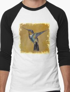 Hummingbird Men's Baseball ¾ T-Shirt
