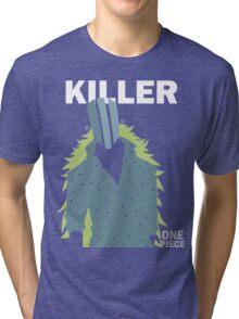 Supernova Killer Vector Tri-blend T-Shirt