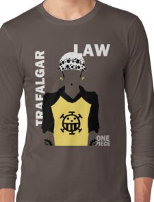Supernova Trafalgar Law Vector Long Sleeve T-Shirt