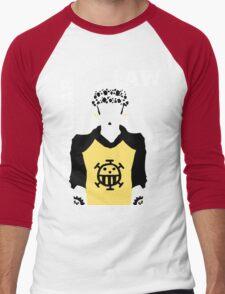 Supernova Trafalgar Law Vector Men's Baseball ¾ T-Shirt