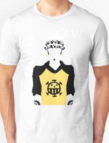 Supernova Trafalgar Law Vector T-Shirt