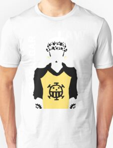 Supernova Trafalgar Law Vector T-Shirt