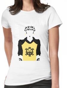 Supernova Trafalgar Law Vector Womens Fitted T-Shirt