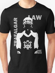 Supernova Trafalgar Law Vector WHITE T-Shirt