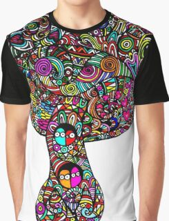 Mushroom Dreams Graphic T-Shirt