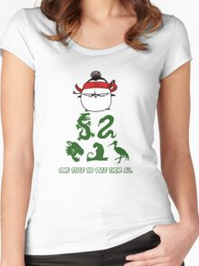 One Style To Rule Them All v.2 Women's Fitted Scoop T-Shirt