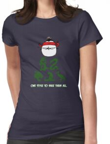 One Style To Rule Them All v.2 Womens Fitted T-Shirt