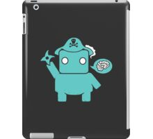 Ninja, Pirate, Robot, Zombie | Cute Geek Character iPad Case/Skin