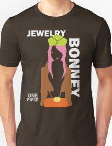 Supernova Jewelry Bonney Vector Unisex T-Shirt