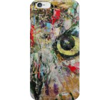 Mystic Owl iPhone Case/Skin