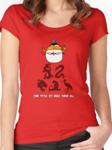 One Style To Rule Them All v.1 Women's Fitted Scoop T-Shirt