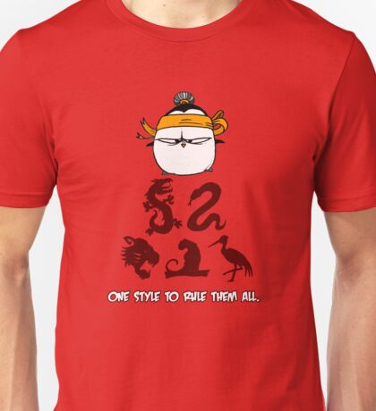 One Style To Rule Them All v.1 Unisex T-Shirt