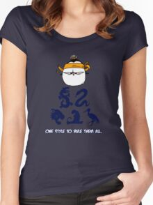 One Style To Rule Them All v.3 Women's Fitted Scoop T-Shirt