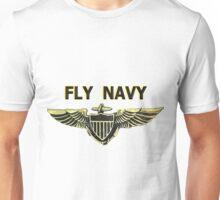 Naval Aviator Wings Unisex T-Shirt