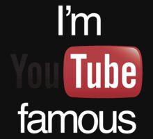 I'm YouTube Famous Kids Tee