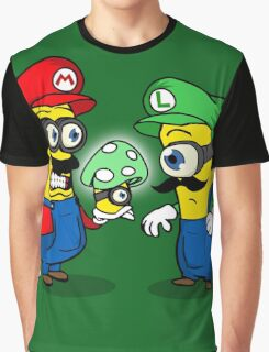 Despicable Maro Graphic T-Shirt
