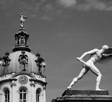 Schloss Charlottenburg, Berlin by Nicholas Coates