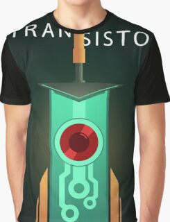 Transistor: poster [2] Graphic T-Shirt