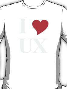 I Heart UX T-Shirt