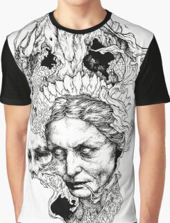 Old witch Graphic T-Shirt