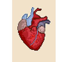 16-Bit Troubles for an 8-Bit Heart Photographic Print