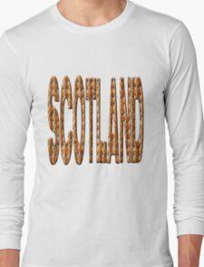 Tweed Scotland Long Sleeve T-Shirt