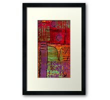 Bridging the GAP Between You and Me Framed Print