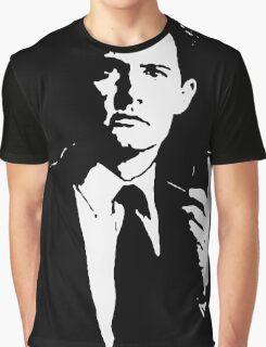Agent Cooper Graphic T-Shirt