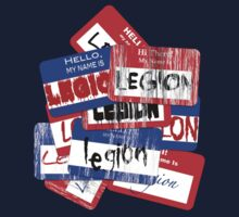 My Name is Legion by Anthony Pipitone