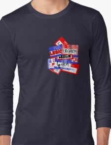 My Name is Legion Long Sleeve T-Shirt