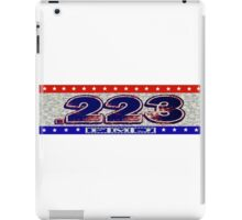 .223 Full Metal Jacket iPad Case/Skin