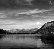 Zell am See I by Anita Kovacevic