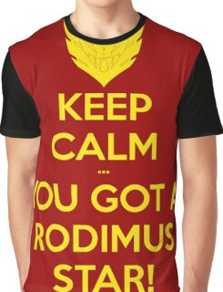 You Got A Rodimus Star! Graphic T-Shirt