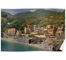 Monterosso, Cinque Terre Poster