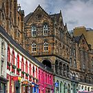 West Bow and Victoria Street by Tom Gomez