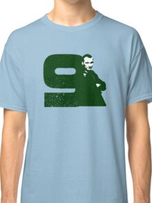 Doctor Who 9 Green Classic T-Shirt
