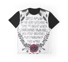 Contagion Graphic T-Shirt