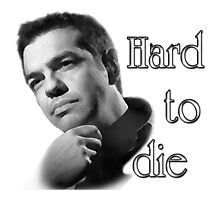 Tsipras : Hard to Die Photographic Print