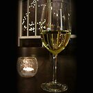 Wine and Candlelight by ubiquitoid