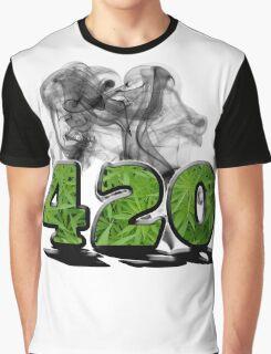 420 HAZE Graphic T-Shirt