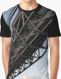 The Art of Steel Graphic T-Shirt