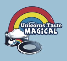 Magically Delicious | Funny Unicorn Shirt Baby Tee