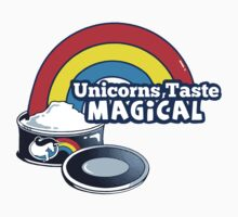 Magically Delicious | Funny Unicorn Shirt Kids Clothes