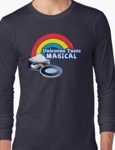 Magically Delicious | Funny Unicorn Shirt Long Sleeve T-Shirt