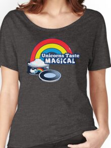 Magically Delicious | Funny Unicorn Shirt Women's Relaxed Fit T-Shirt