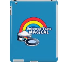Magically Delicious   Funny Unicorn Shirt iPad Case/Skin